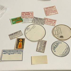Other - Lot 48 - Scrapbook Stickers